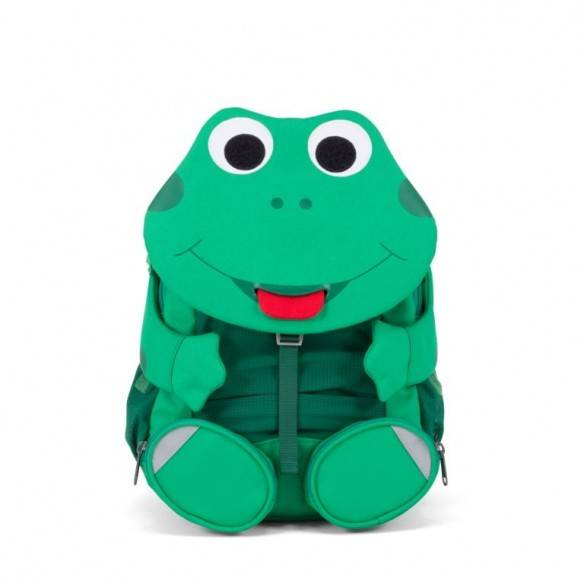 Affenzahn Fabian Frog Kids Backpack Large Friend