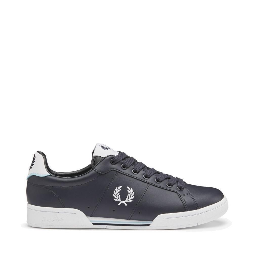 Fred Perry B722 Leather Sneakers B6202-248