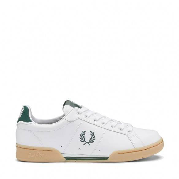 Fred Perry B722 Leather Sneakers B6202-370