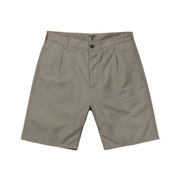Carhartt Gerald Short Leather Rinsed