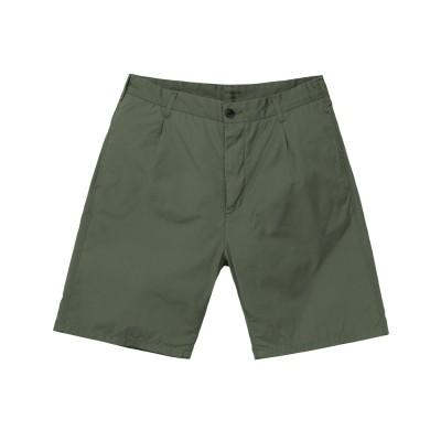 Carhartt Gerald Short Dollar Green Rinsed