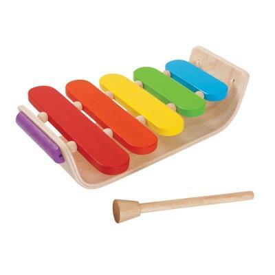Plan Toys Xilofone Oval