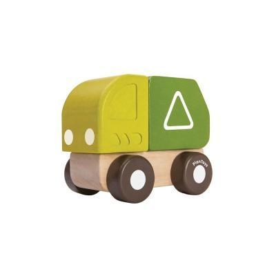 Plan Toys Mini Camião do Lixo
