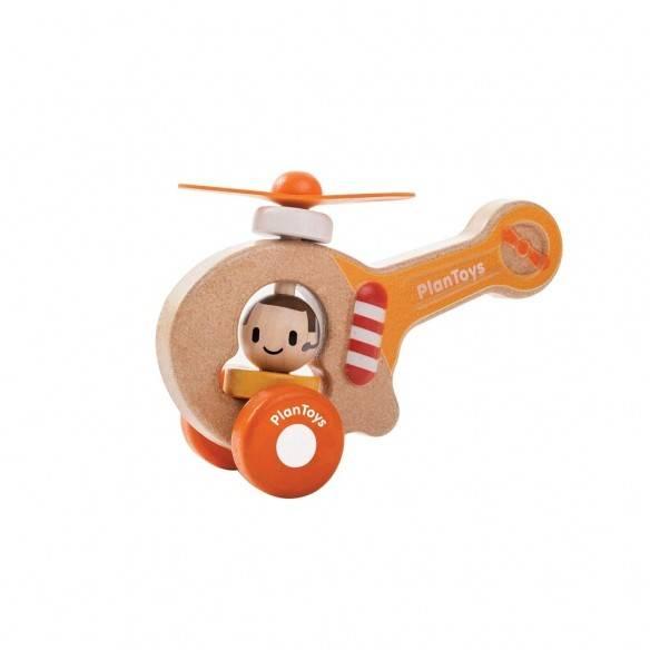 Plan Toys Helicóptero