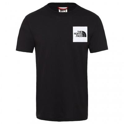 The North Face T-Shirt Fine Black