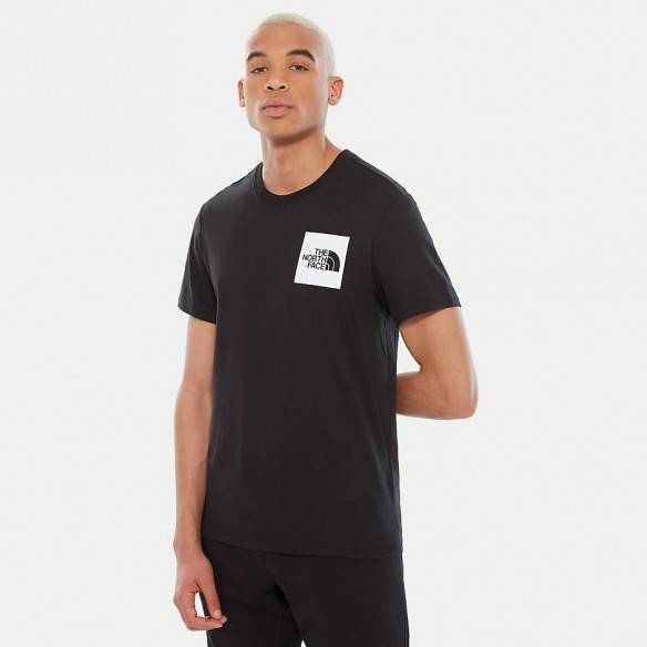 The North Face Fine SS T-Shirt Black