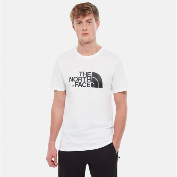 The North Face T-Shirt Easy Tee White