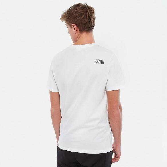 The North Face Easy Tee T-Shirt White