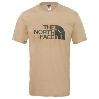 The North Face T-Shirt Easy Tee Kelp Tan