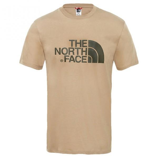 The North Face Easy Tee T-Shirt Kelp Tan
