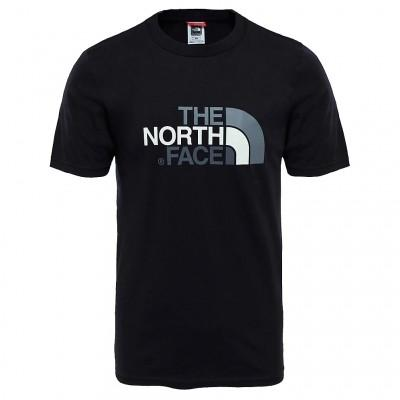 The North Face Easy Tee T-Shirt Black