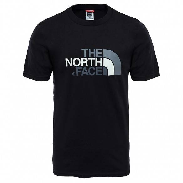 The North Face T-Shirt Easy Tee Black