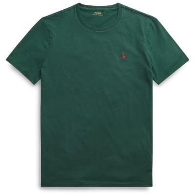 Polo Ralph Lauren T-Shirt Custom Slim Fit Green