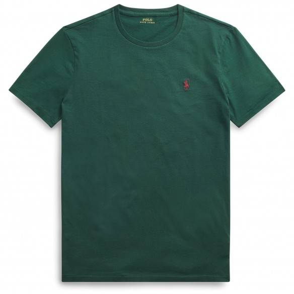 Polo Ralph Lauren T-Shirt Custom Slim Fit Green