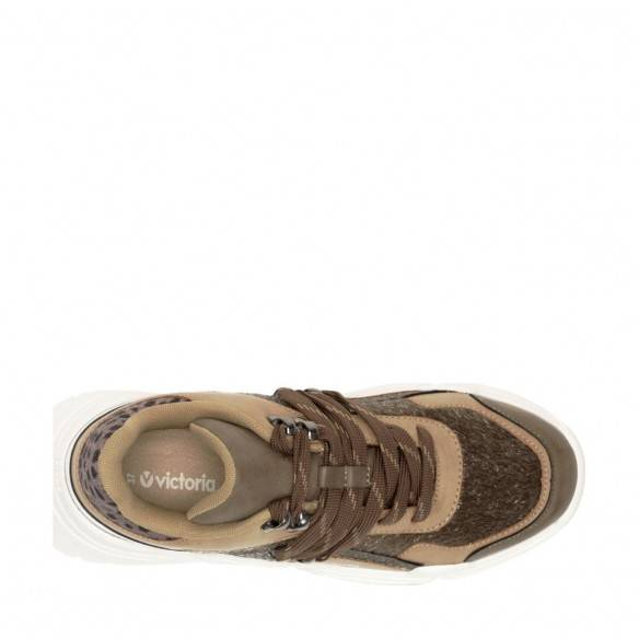 Victoria Sneakers 149101 Taupe