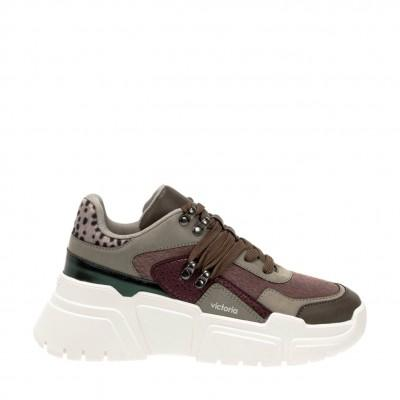 Victoria Sneakers 149101 Prune