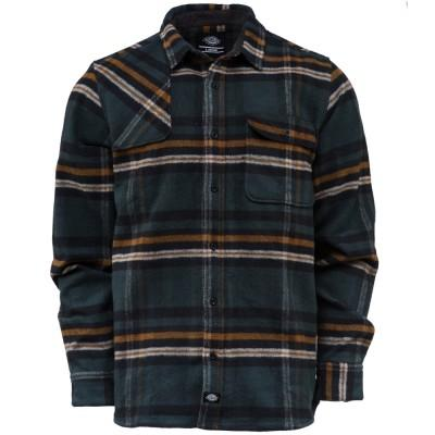 Dickies Prestonburg Shirt Forest