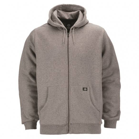 Dickies Casaco Kingsley Zip Grey