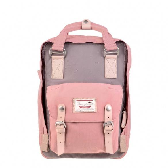 Doughnut Macaroon Backpack Lavander Rose