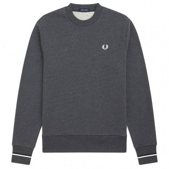 Fred Perry Crew Neck Sweatshirt M7535-829