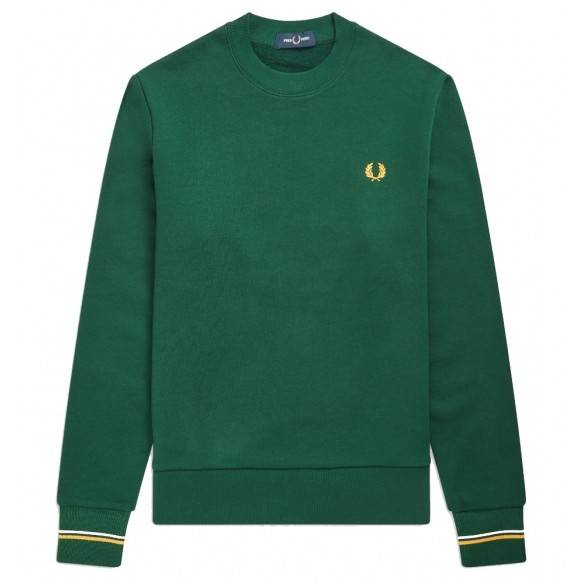 Fred Perry Sweatshirt Crew Neck M7535-426