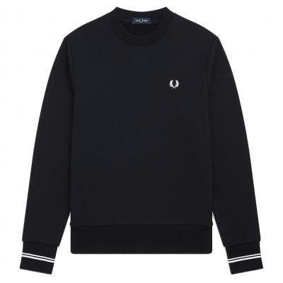 Fred Perry Sweatshirt Crew Neck M7535-102