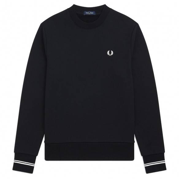Fred Perry Crew Neck Sweatshirt M7535-102