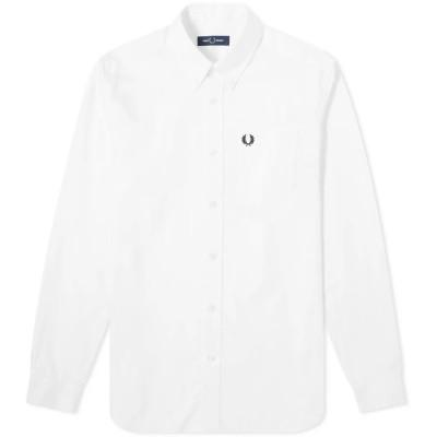 Fred Perry Camisa Oxford M7550-100