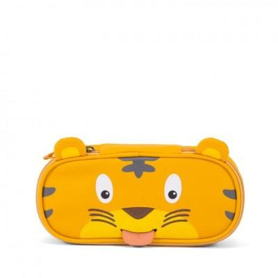 Affenzahn Timmy Tiger Pencil Case Yellow