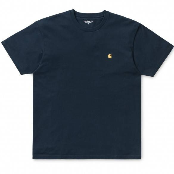 Carhartt Chase T-Shirt Duck Blue