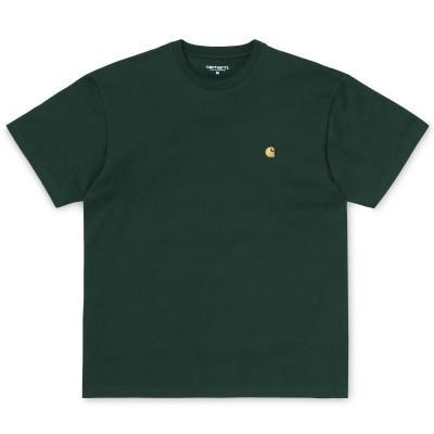 Carhartt T-Shirt Chase Dark Fir