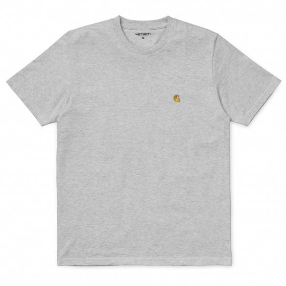 Carhartt T-Shirt Chase Ash Heather