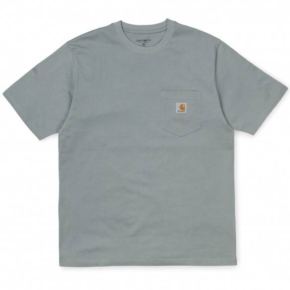 Carhartt Pocket T-Shirt Cloudy