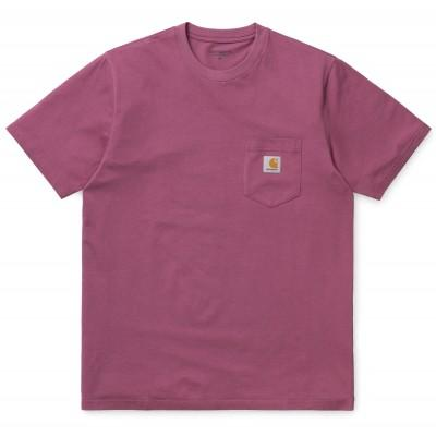 Carhartt Pocket T-Shirt Dusty Fuschia