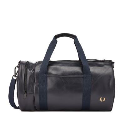 Fred Perry Tonal Barrel Bag L7223-G71