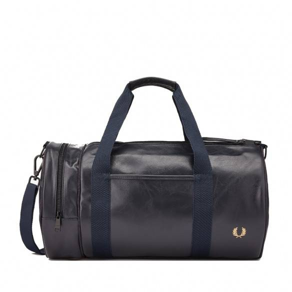 Fred Perry Tonal Barrel Bag L7223-G71