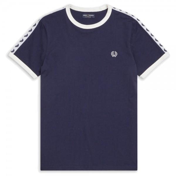 Fred Perry T-Shirt Taped Ringer M6347-885
