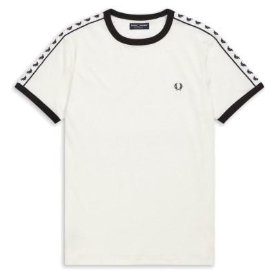 Fred Perry Taped Ringer T-Shirt M6347-B34