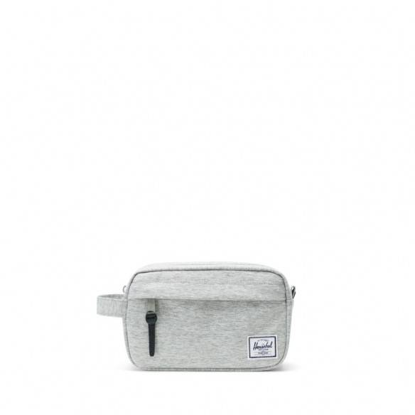 Herschel Chapter Carry One Light Grey Crosshatch