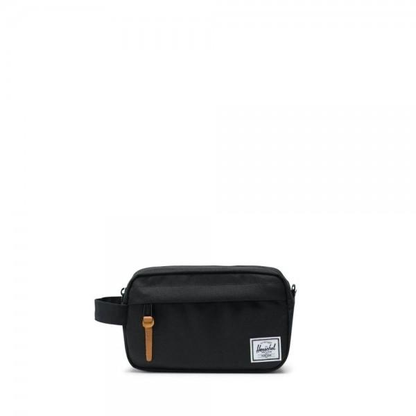 Herschel Chapter Travel Kit Carry On Black