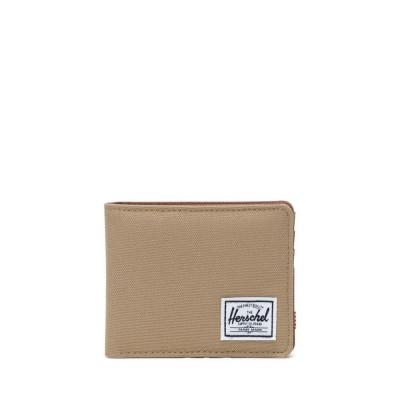 Herschel Carteira Roy Kelp/Saddle Brown