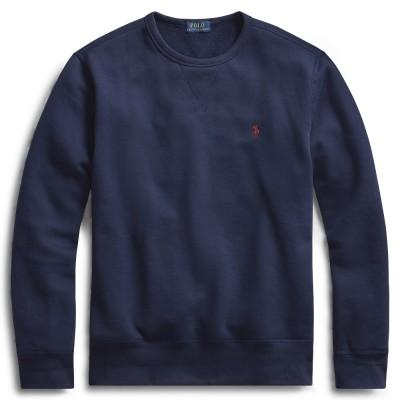 Polo Ralph Lauren Fleece Crewneck Sweatshirt Navy