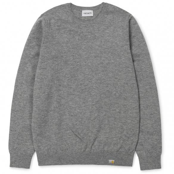 Carhartt Malha Playoff Dark Grey Heather