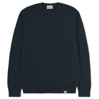 Carhartt Playoff Sweater Duck Blue