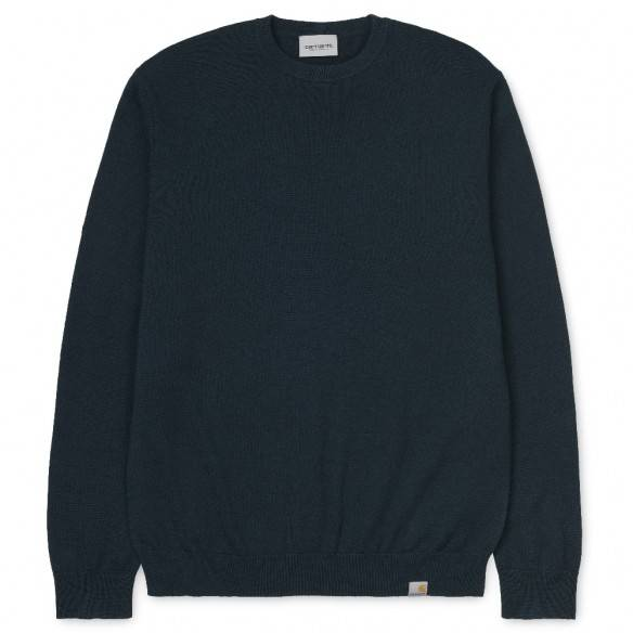 Carhartt Playoff Sweater Duck Blue