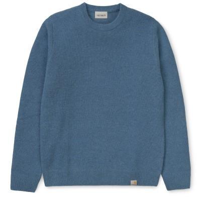Carhartt Allen Sweater Prussian Blue
