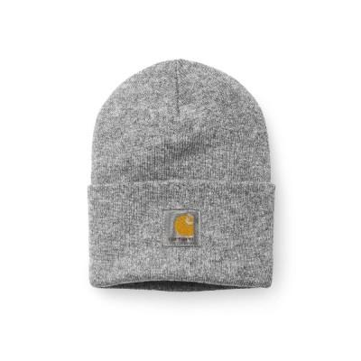 Carhartt Gorro Acrylic Watch Grey Heather
