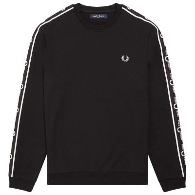 Fred Perry Taped Shoulder Sweatshirt M7538-102