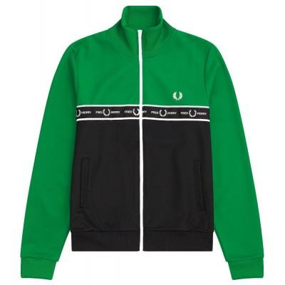 Fred Perry Casaco Taped Colour Block Track J7526-I64