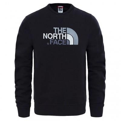 The North Face Sweatshirt Drew Peak Black